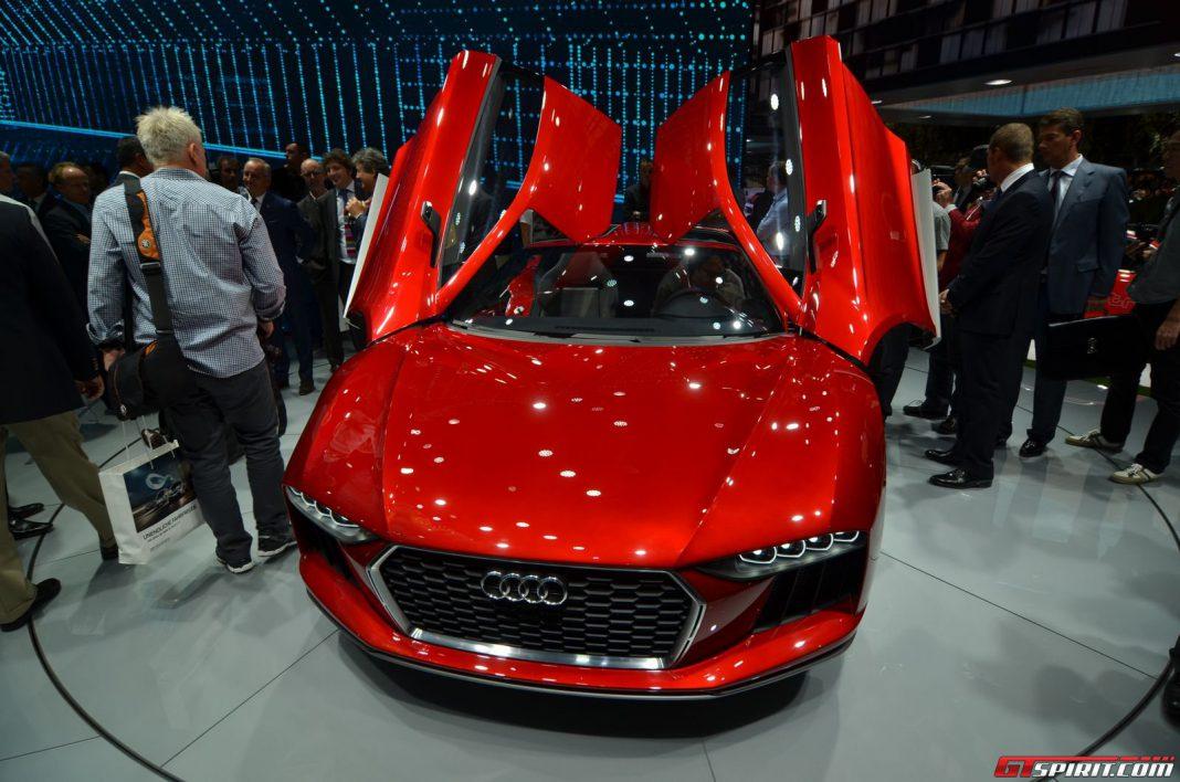 Audi Nanuk Quattro Concept Doors