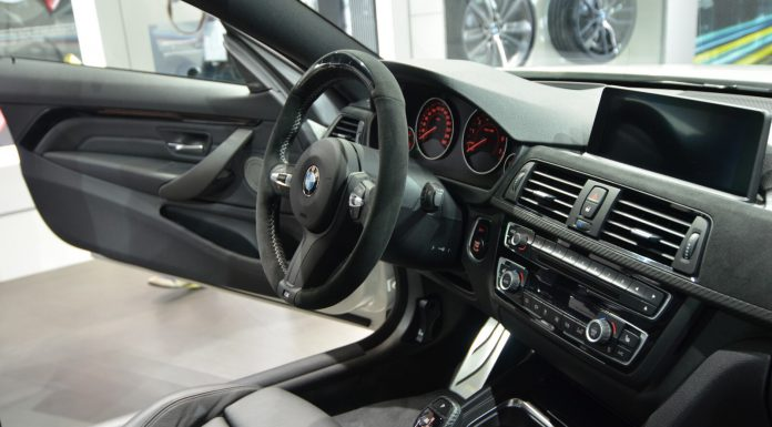 BMW 435i M Performance Interior