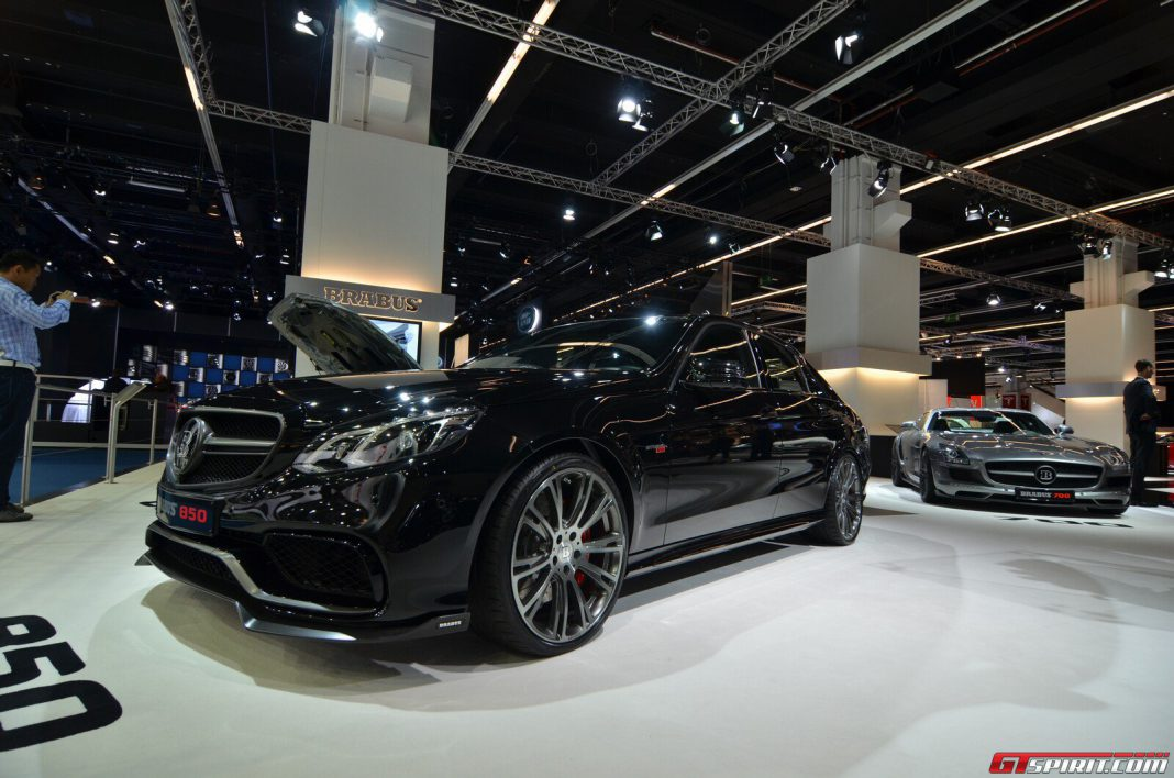 Brabus E63 AMG