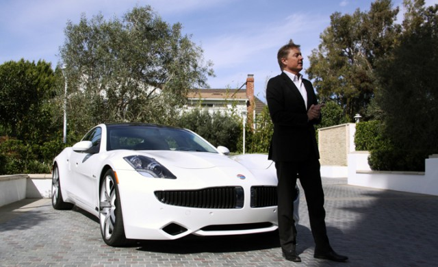 German Investor Puts in Bid For Fisker