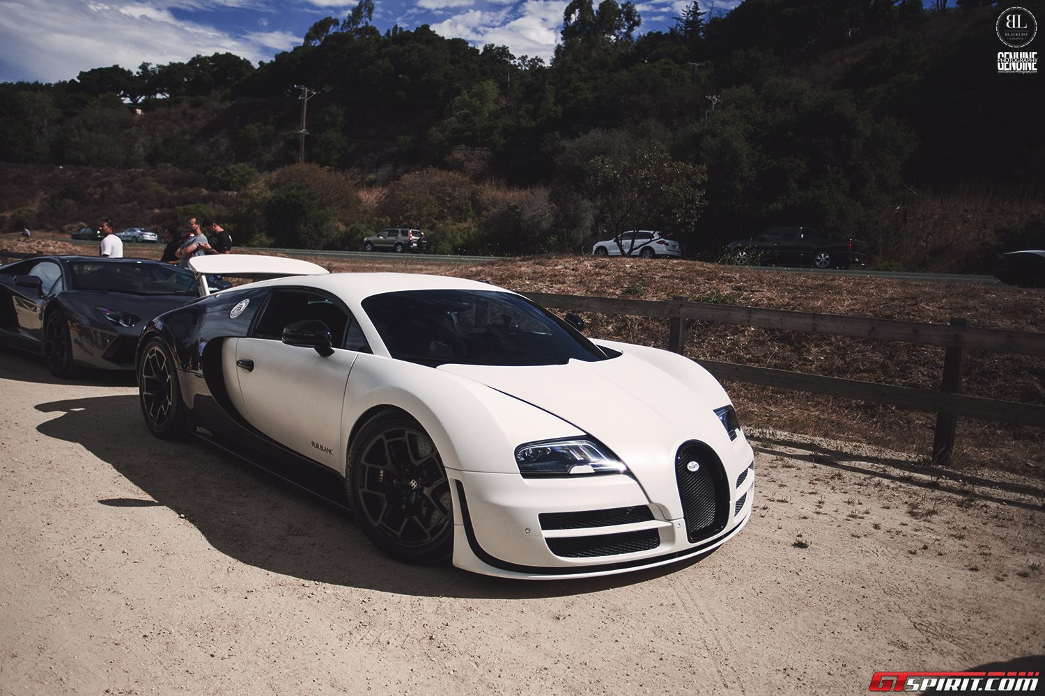 photo of the day panda bug bugatti veyron super sport pur blanc gtspirit. Black Bedroom Furniture Sets. Home Design Ideas