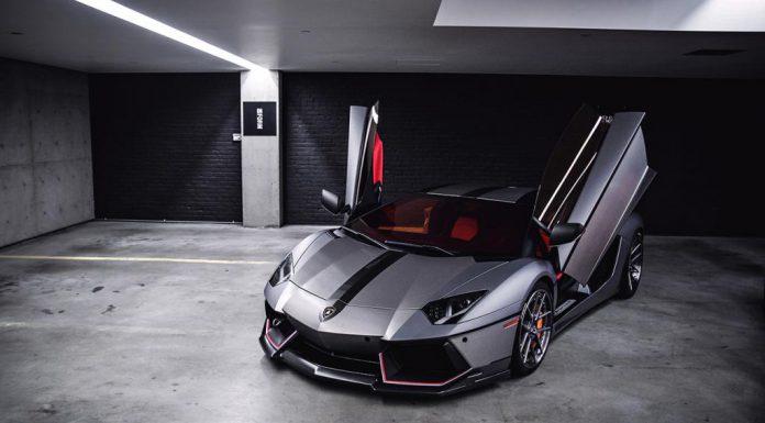 Official: Lamborghini Aventador Inizio by Attivo Designs