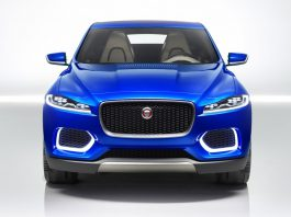 Jaguar C-X17 Leaks Ahead of Frankfurt