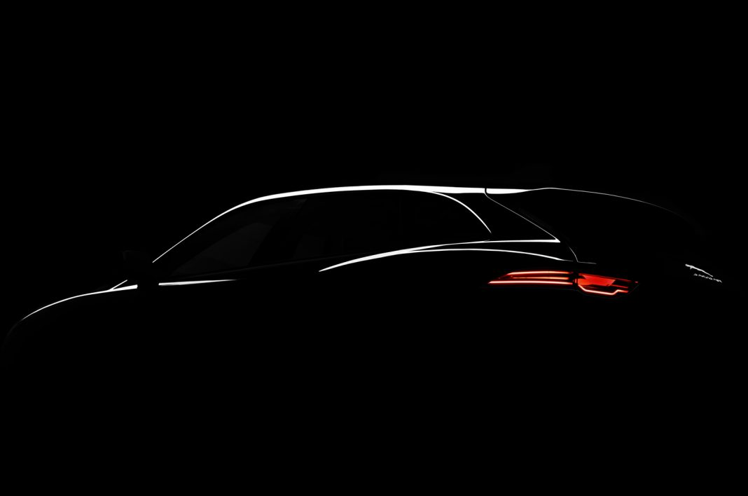 Jaguar Teases All-New C-X17 Concept Ahead of Frankfurt Debut!