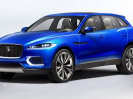 Jaguar C-X17 Concept Reveals Side Profile