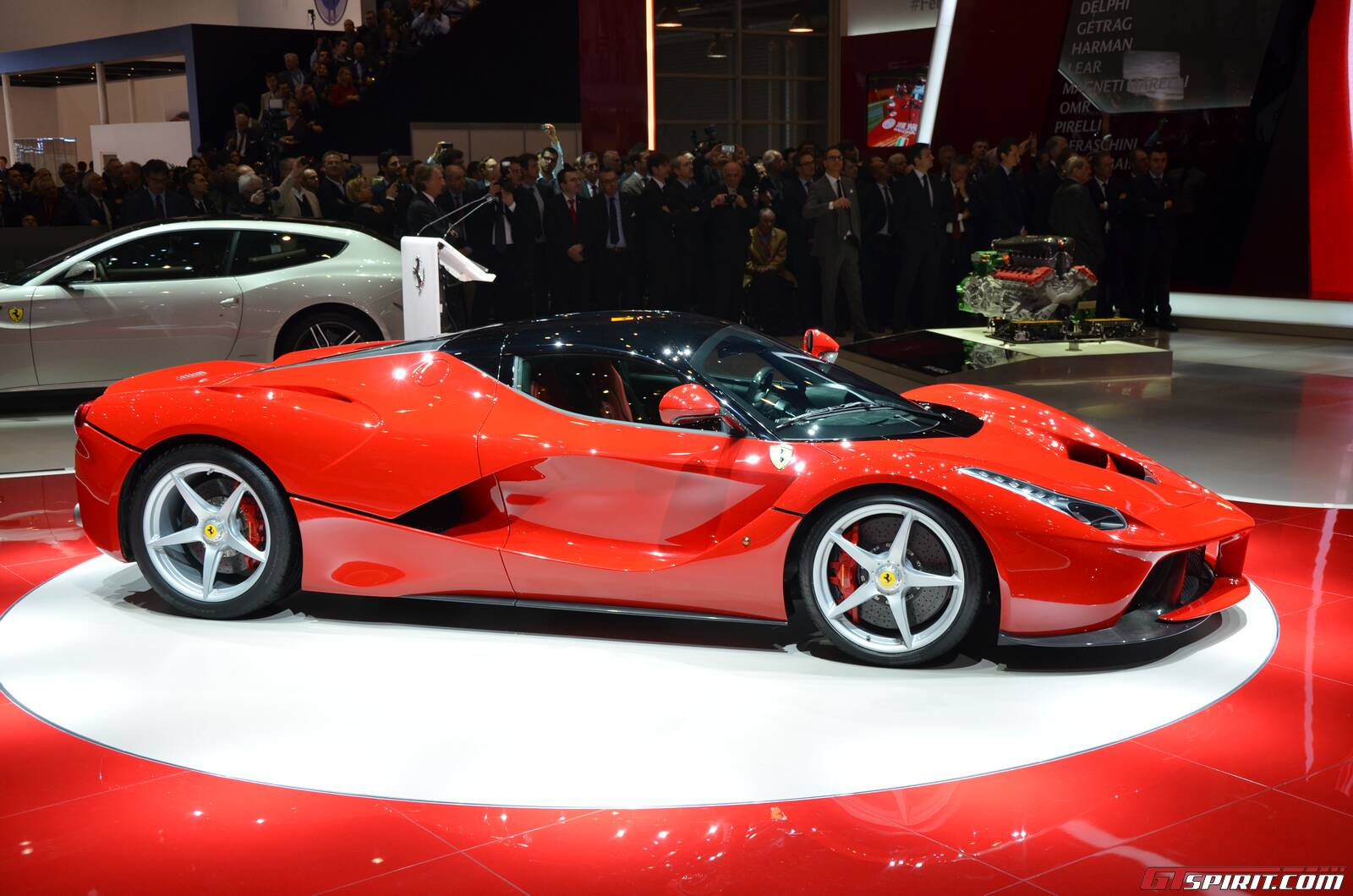 cristiano ronaldo rumoured to be one of 499 laferrari customers gtspirit. Black Bedroom Furniture Sets. Home Design Ideas