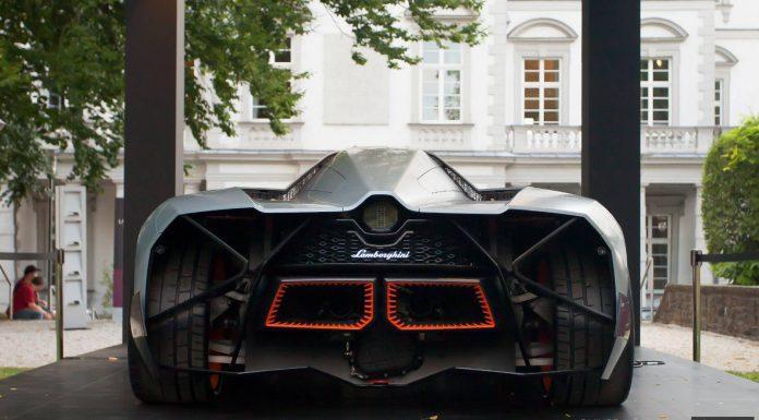 Earth's Very Own Spaceship: The Lamborghini Egoista!