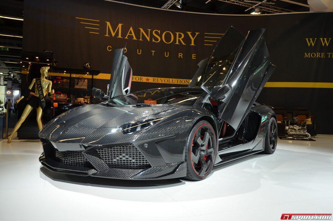 Mansory Carbonado