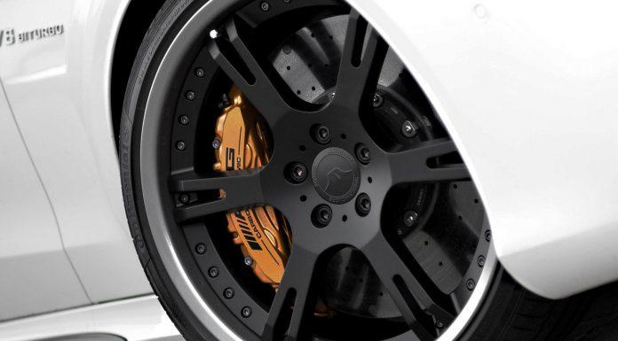 Mercedes Benz E 63 AMG by Wheelsandmore