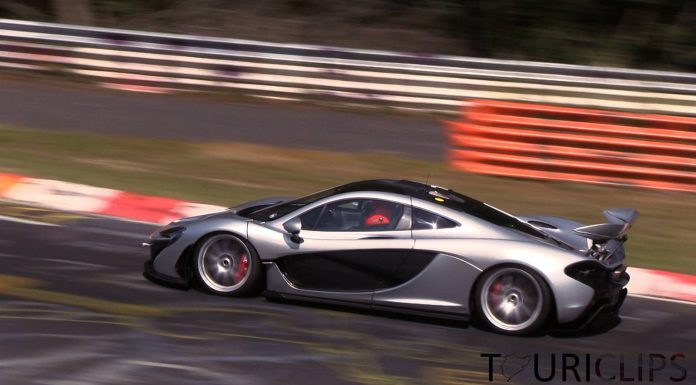 Not Official Just Yet, McLaren Refusing to Announce P1 Nurburgring Time