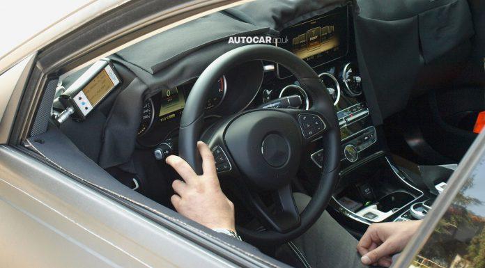 2015 Mercedes-Benz C-Class Interior Exposed