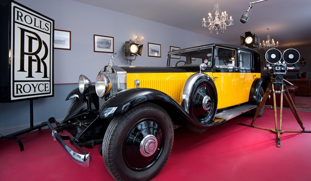 Rolls-Royce celebrates the 2013 Goodwood Revival