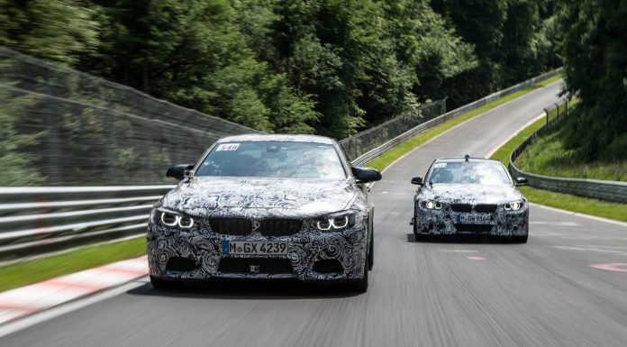 BMW M4 and M3's 3.0-liter Twin-Turbo Inline-Six Produces 424hp