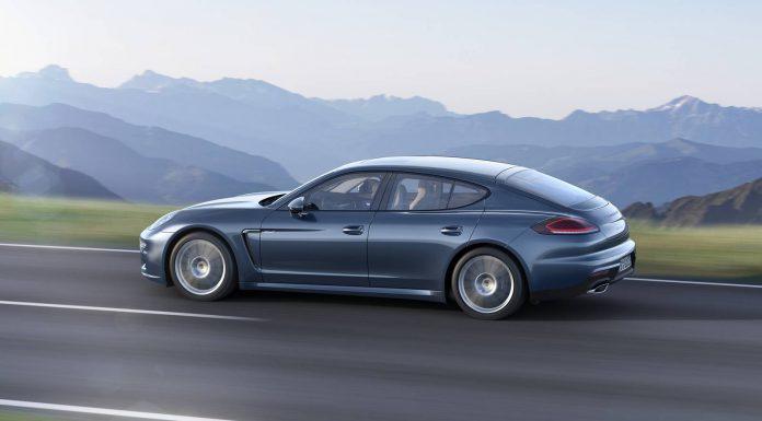 Official: 2014 Porsche Panamera Diesel