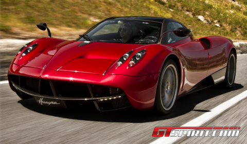 Road Test Pagani Huayra