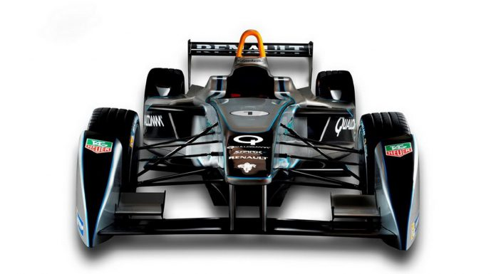 Official: 2014 Spark-Renault SRT_01E Racer