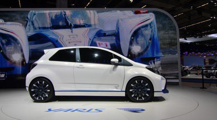 Toyota Yaris R Profile