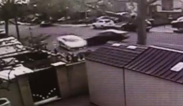 Security Cameras Capture the Brooklyn Lamborghini Aventador Crash