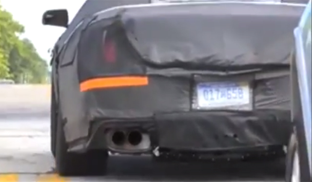 Hear the 2015 Ford Mustang GT350 Roar