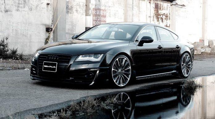 Official: Audi A7 Sportback by Wald International
