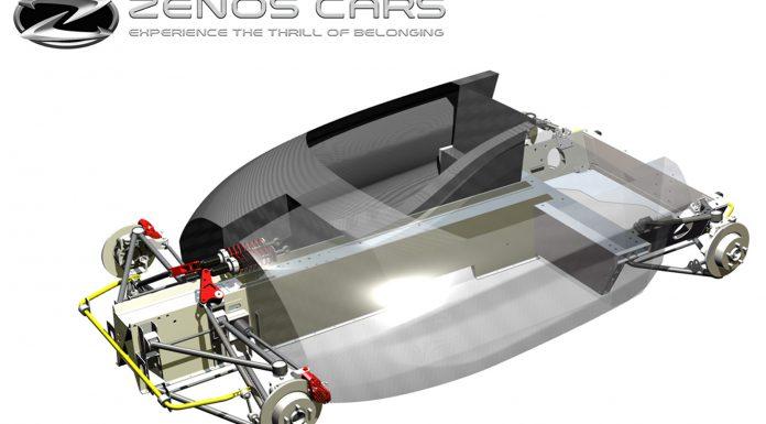 Design Sketches Preview Upcoming Zenos E10 Sports car