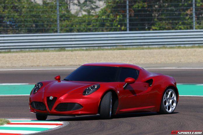 Alfa Romeo 4C Driven on the Road and Track