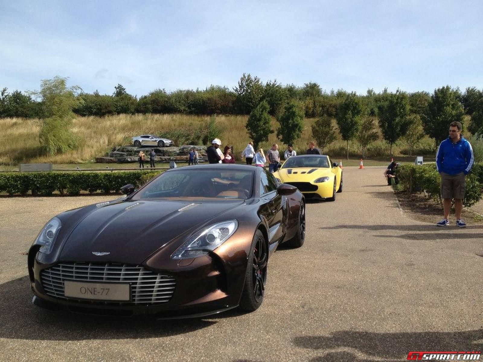 Pistonheads Sunday Service At Aston Martin Gaydon Headquarters Gtspirit