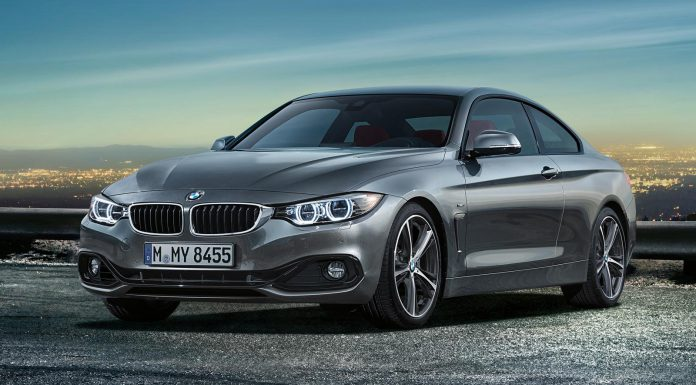 BMW 4-Series Coupe Receives New Engines and Trim Options