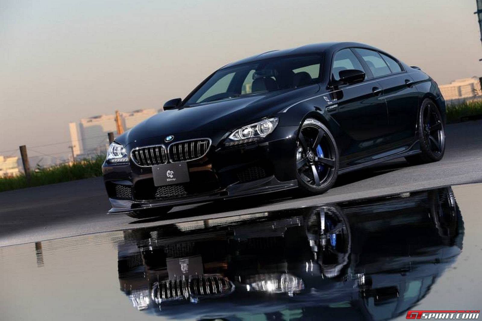 Official 3d Design Bmw M6 Gran Coupe By Carrozzeria Carbon Gtspirit