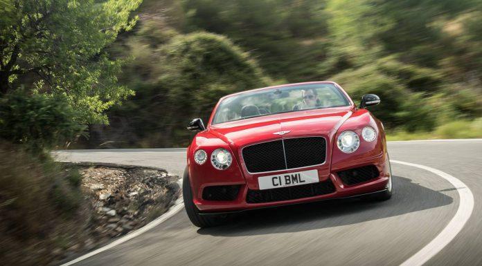 Bentley Considering Four-Door Coupe