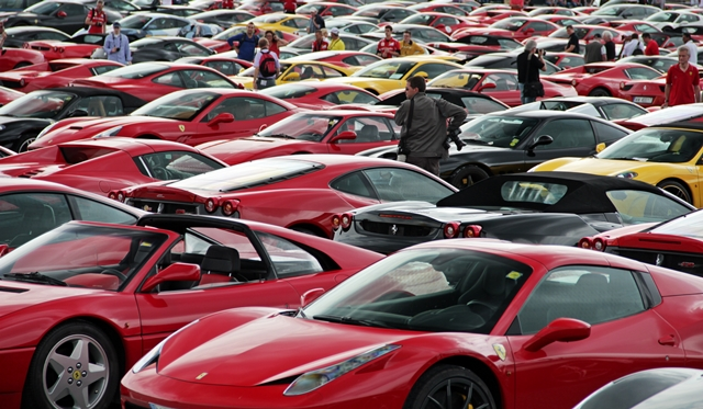Gallery: Ferrari Racing Days 2013