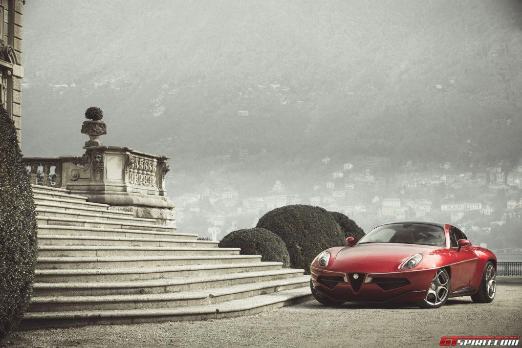 Touring Superleggerea Disco Volante Heading to Production