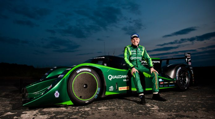 204mph Just Isn't Fast Enough! Lord Paul Drayson Planning Bonneville Record