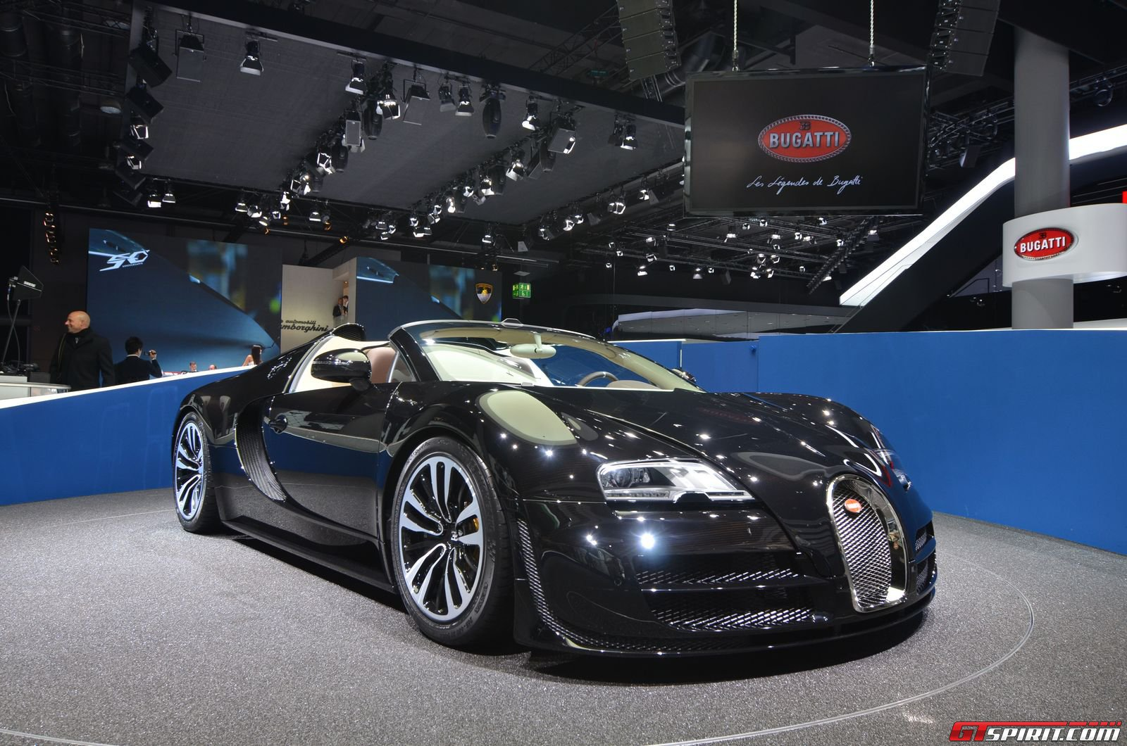 frankfurt 2013 bugatti veyron vitesse legend edition. Black Bedroom Furniture Sets. Home Design Ideas
