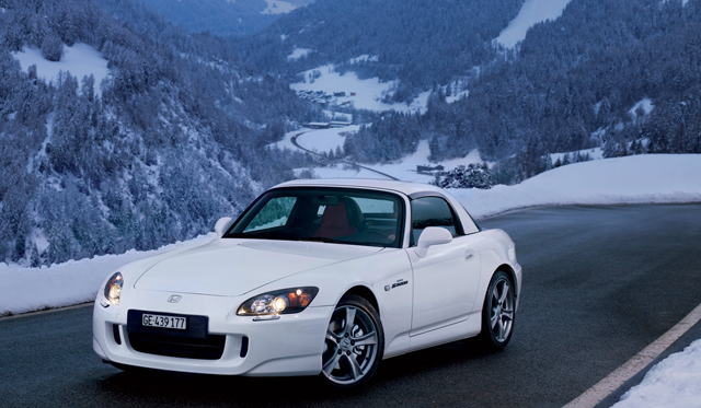 Could a Honda S2000 Successor be on the Horizon?