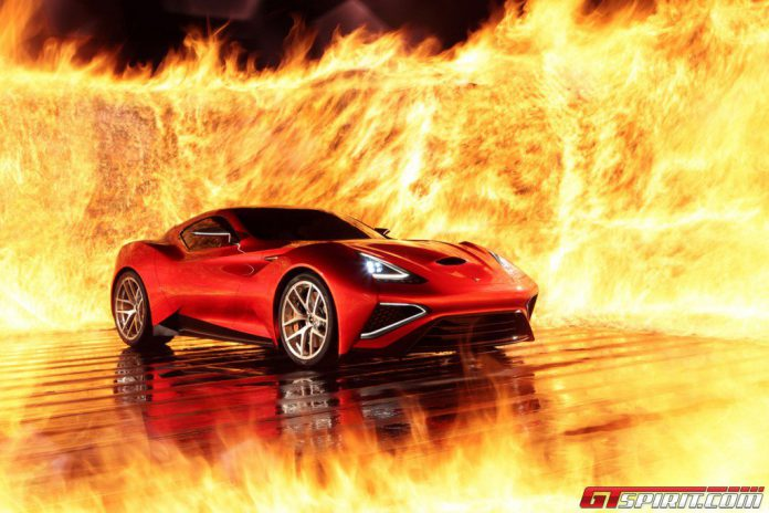 Icona Vulcano Heading to Production Because The World Needs More Silly Supercars