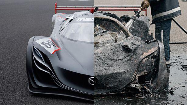 Mazda Furai Designer Talks About Its Demise