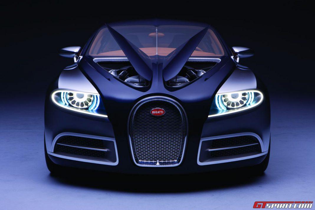 Well That Was Inevitable; Bugatti Galibier Axed