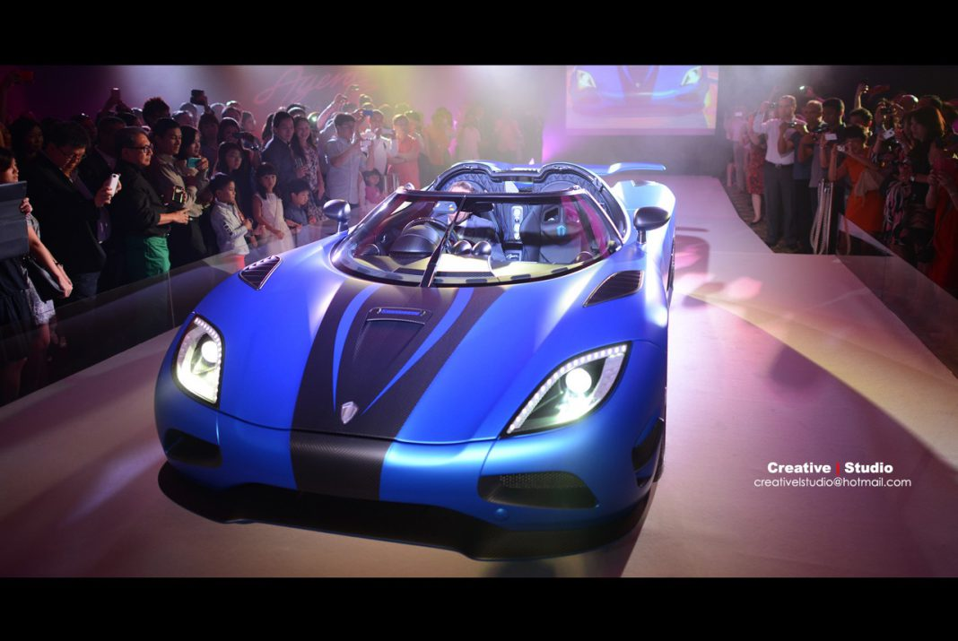 Koenigsegg Appoints Malaysian and Indonesian Distributor