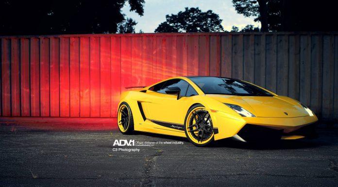 A Feast For Your Senses: Lamborghini Gallardo LP570-4 With ADV.1's