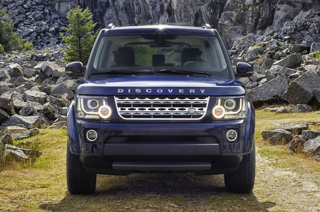 Official: 2014 Land Rover Discovery