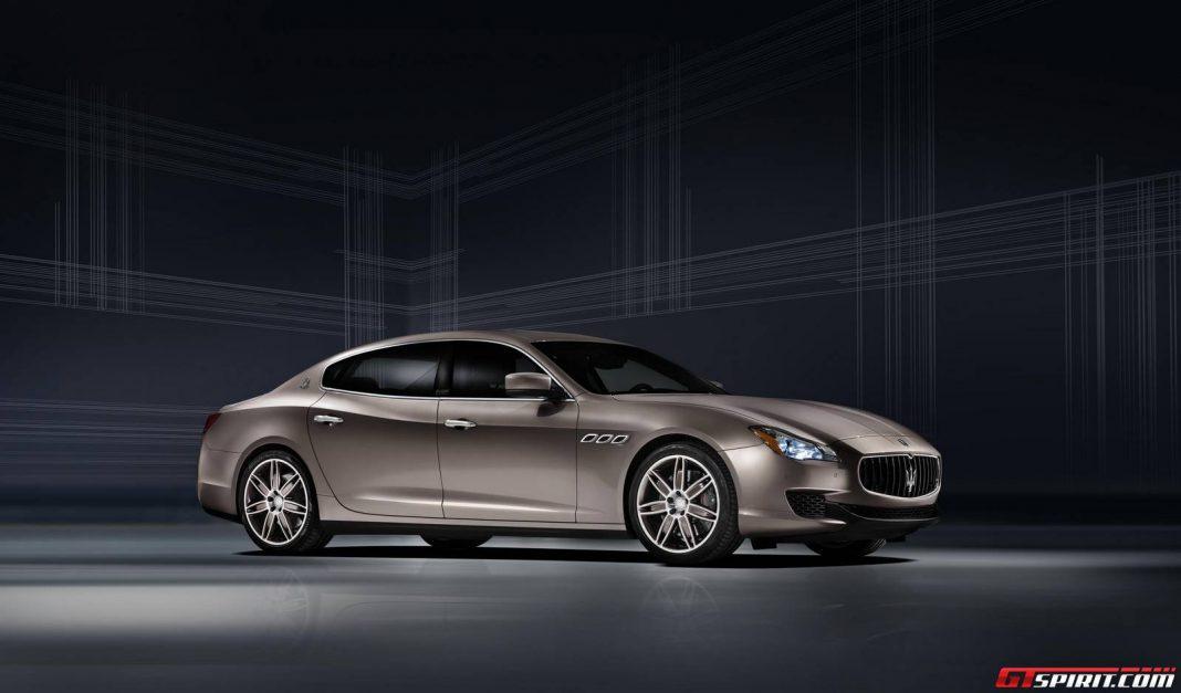 European Markets to Receive V6 Diesel for Maserati Quattroporte