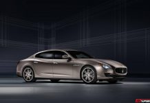 European Markets to Receive V6 Diesel for Maserati Quattroporte