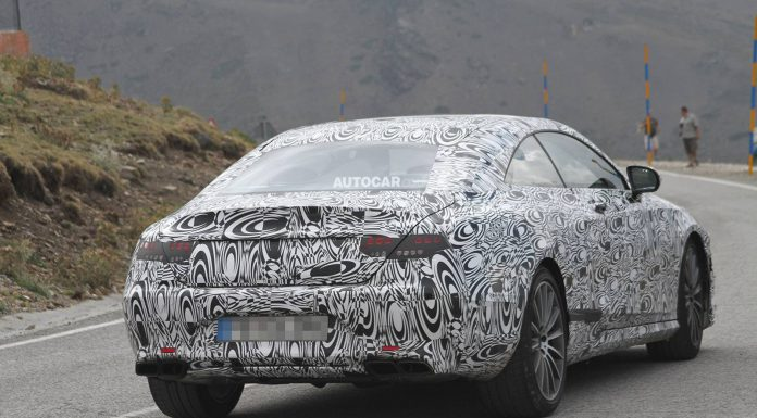 Mercedes-Benz S63 AMG Receives Coupe Counterpart