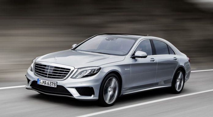 Mercedes-Benz S63 AMG Could Fairwell the 5.5-liter Twin-Turbo Engine