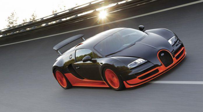 Just 60 Units of the Bugatti Veyron Left