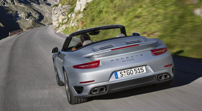 Official: 2014 Porsche 911 Turbo and Turbo S Cabriolet