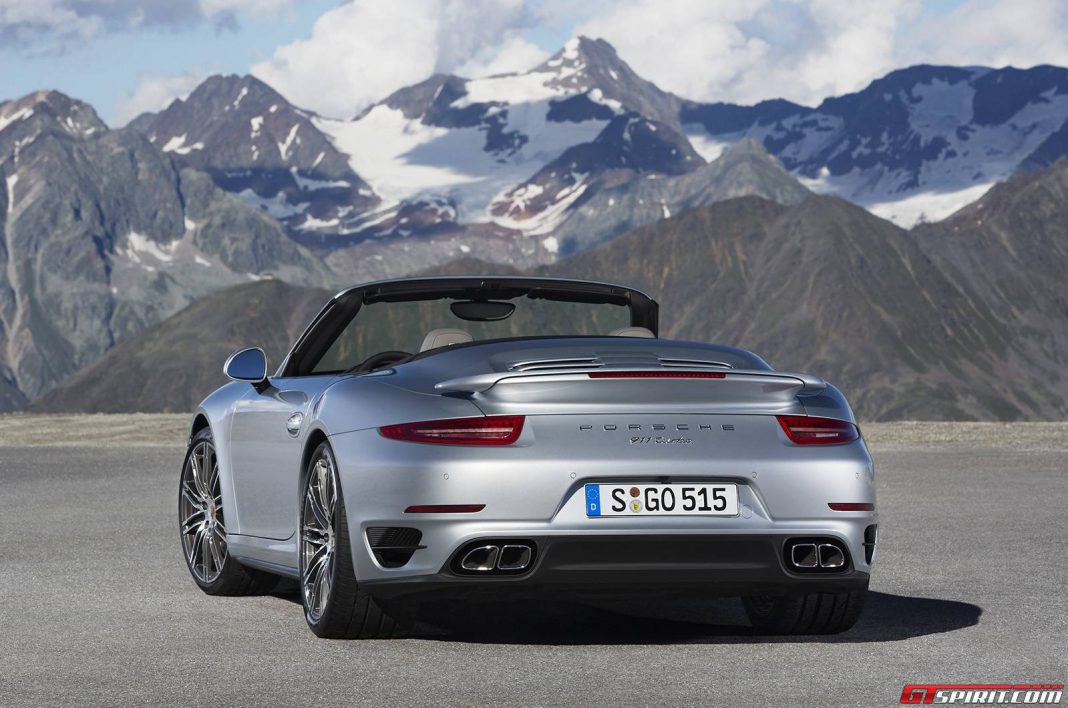 2014 Porsche 911 Turbo and Turbo S Cabriolet Priced