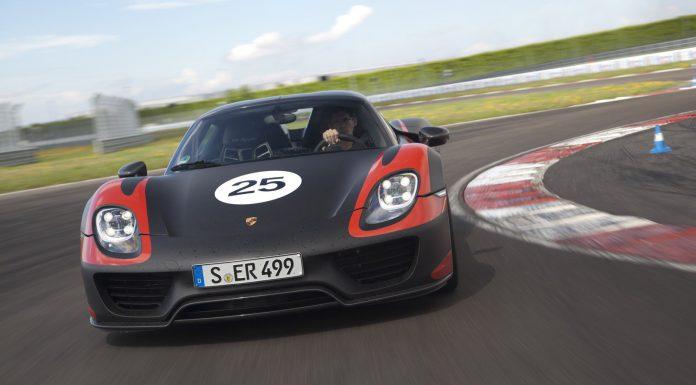 Porsche Finally Confirms Production-Ready 918 Spyder Coming to Frankfurt