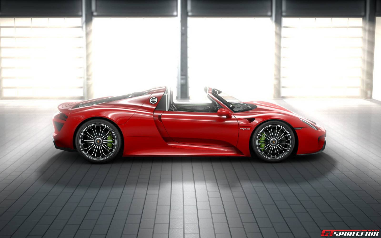 porsche 918 spyder in all colors gtspirit. Black Bedroom Furniture Sets. Home Design Ideas
